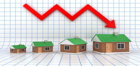 Case-Shiller: Home prices drop for third consecutive month | Real Estate Plus+ Daily News | Scoop.it