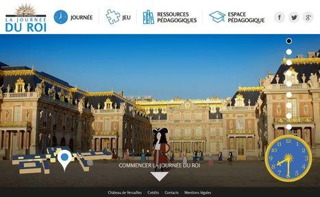 Académie Orléans-Tours. Vivre la journée du Roi à Versailles. Une ressource en histoire | History 2[+or less 3].0 | Scoop.it