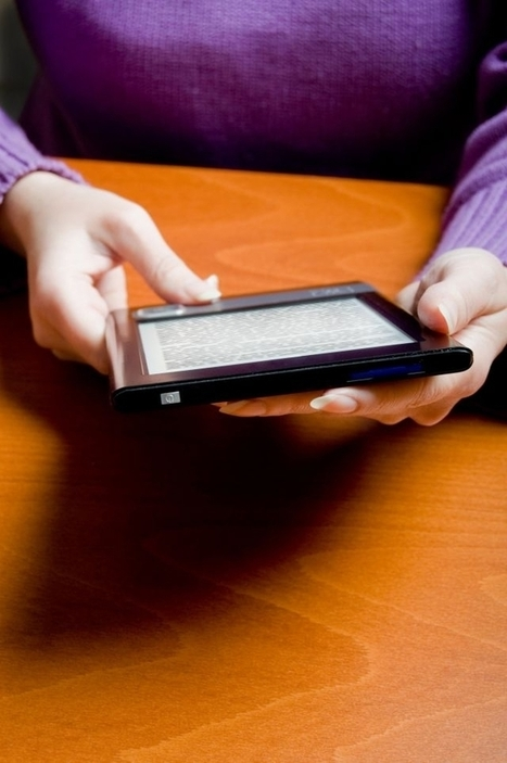 Livres numériques : 5 tendances pour 2012 et au-delà | Le numérique en bib | Scoop.it