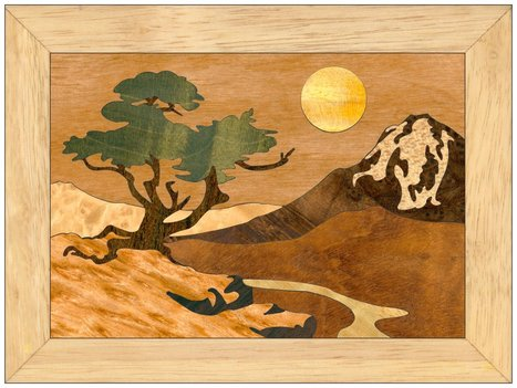 MOUNTAIN TREE JEWELRY BOX | Buy Handmade Wooden Jewelry Boxes | Scoop.it