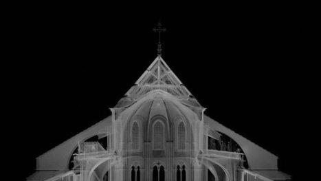 Inédit : la basilique de Vézelay se dévoile en 3D – patrimoine - France 3 Bourgogne | Ca m'interpelle... | Scoop.it