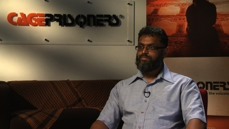 "Moazzam Begg: ""Woolwich attack done for the cameras"" 