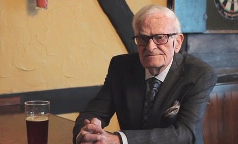 "Harry Leslie Smith: ""At 91, I am history, and I fear its repetition"" 