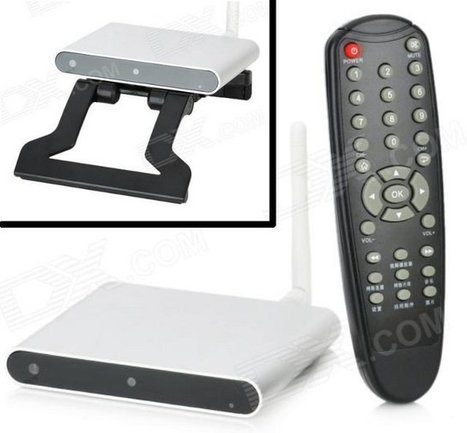 $86.50 TVi7 Android TV Box Powered by Rockchip RK3066   Embedded Systems News   Scoop.it