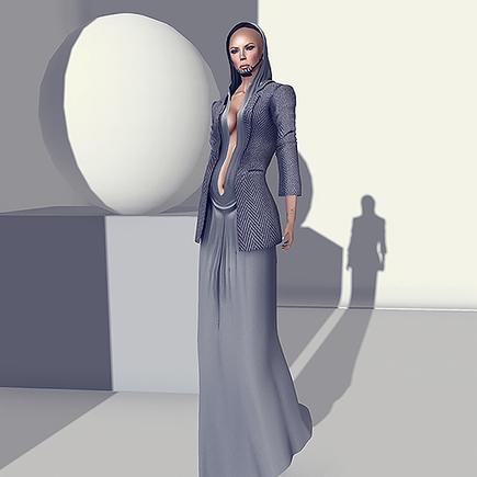 .Dark Style Aesthetica. | skirt | Scoop.it