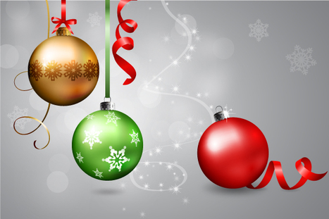 Create a Set of Realistic Christmas Baubles in Adobe Illustrator | Vectortuts+ | KODU | Scoop.it