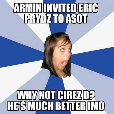 STREAM. Eric Prydz - Generate —   Musical Freedom   Scoop.it