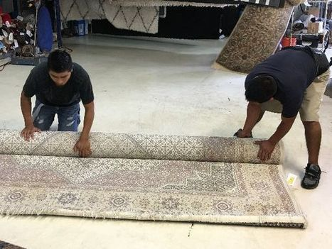 ORCPB - Professional Oriental Rug Cleaning and Repair Service   Oriental Rug Care   Scoop.it