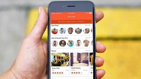 Gay Dating App Hornet Lands $8 Million Investment From Chinese Venture Capitalists | LGBT Online Media, Marketing and Advertising | Scoop.it