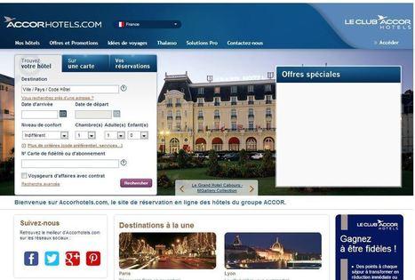 Accorhotels.com détrône Voyage SNCF et mise sur le search marketing   davidcmhbog   Scoop.it