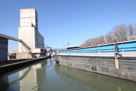 Le transport fluvial des produits agricoles en augmentation | Production végétale | Scoop.it