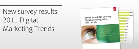 "New Adobe survey – 2011 Digital Marketing Trends | ""latest technology news"" 