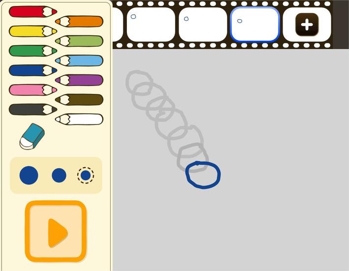 Parapara : créer des animations directement dans son navigateur | TIC et TICE mais... en français | Scoop.it