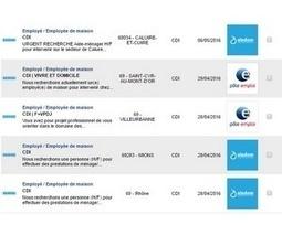 Aladom désormais partenaire du Pôle Emploi ! | Services à la personne | Scoop.it