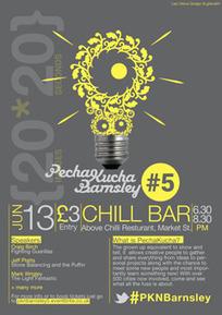 Barnsley Pecha Kucha Night #5 - Wednesday 13th June | Pecha Kucha & English Language Teaching | Scoop.it