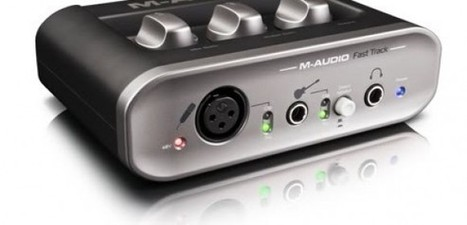 Choosing the right audio interface | Beatmaking, Mixing, Mastering | Beatmaker | Scoop.it