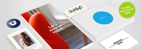 MOO : Cartes de Visite, MiniCards, Cartes Postales et davantage | 1Site2Day | Scoop.it