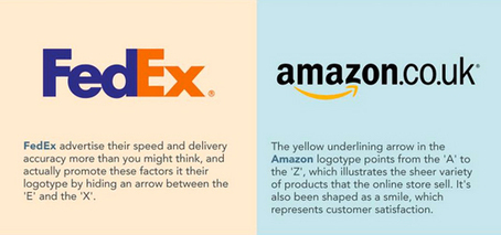 40 brand logos with hidden messages | Infographic | Creative Bloq | xposing world of Photography & Design | Scoop.it