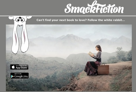 SmackFiction: Building an App for Mobile YA Book Discovery : Publishing Perspectives | Young Adult and Children's Stories | Scoop.it