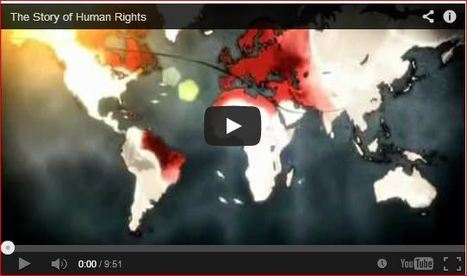 The Story of Human Rights (video) | Social Media Slant 4 Good | Scoop.it