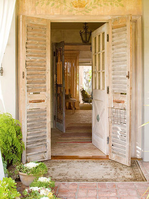 House Tours: From Plain Ranch to Cottage Charm | Home Decor | Scoop.it