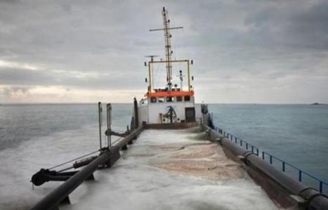 Extraction de sable en Bretagne : le Conseil d'État rejette un recours | La Touline - | Scoop.it