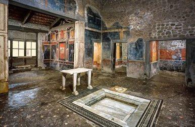 Pompeya: La casa de Marco Lucrecio Frontón | Mundo Clásico | Scoop.it
