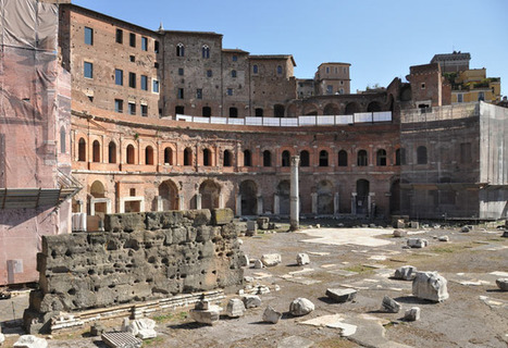 Archaeology travel: A Visit To Trajan's Market in Rome | Archaeology Travel | Scoop.it