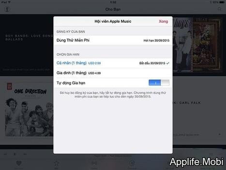 Hướng dẫn hủy tính năng tự động gia hạn Apple Music trên iPhone | Avast Mobile Backup & Restore v1.0.7650 cho Android | Scoop.it