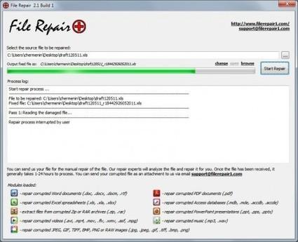Comment réparer des fichiers corrompus ou endommagés à partir de Windows   Freewares   Scoop.it