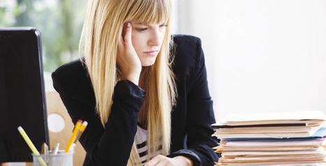 Bore-out: L'ennui au travail peut tuer | Lu, vu, écouté pour vous : notre veille active | Scoop.it
