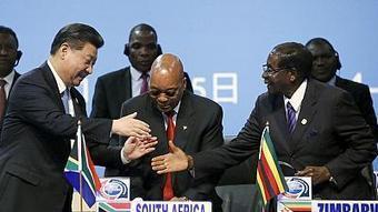 Chine-Afrique : la Chine confirme son aide au développement du continent | NOUVELLES D'AFRIQUE | Scoop.it