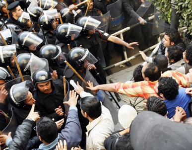 Egypt's Facebook Revolt: Demonstration Arrests - The Daily Beast | Coveting Freedom | Scoop.it