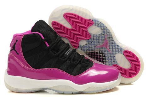Womens Nike Air Jordan 11 Peach Black White Shoes,Womens Jordans | Cheap Nike Air Jordans for Sale | Scoop.it