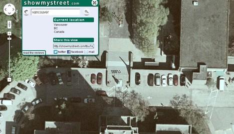 showmystreet: Une alternative de google Maps pour trouver une adresse en temps réel   Time to Learn   Scoop.it