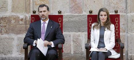 Los Príncipes Felipe y Letizia hacen vida conyugal por separado. | Letizia Ortiz, Monarquia, Famosos | Scoop.it