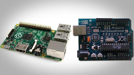 Pick Between a Raspberry Pi and an Arduino with This Rule of Thumb | Arduino Focus | Scoop.it