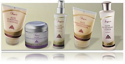 Forever Skincare Face - soins du visage à l'aloe vera | aloes ou aloe vera | Scoop.it