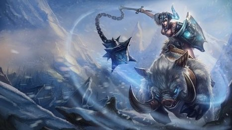 League of Legends female warrior Sejuani gets covered up | League_Of_Legends_Strats | Scoop.it