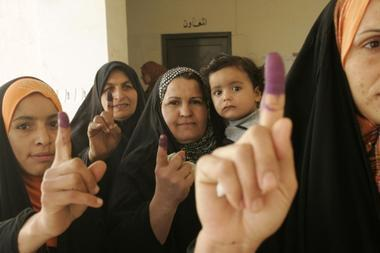 Despite democracy in Iraq, women actually losing freedoms | Coveting Freedom | Scoop.it