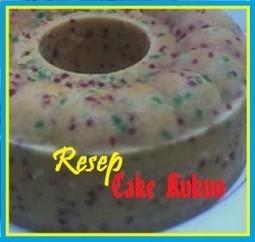 CARA MEMBUAT DAN RESEP CAKE KUKUS | Resep Masakan | Scoop.it