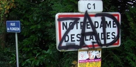 """Notre-Dame-des-Landes : """"C'est la guerre ici""""   Ma revue du Web   Scoop.it"""