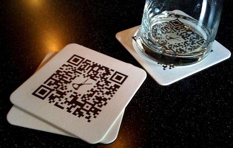 Quand le cocktail se sirote en QR code | De la bonne utilisation des QR-Codes | Scoop.it