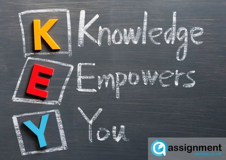 #Knowledge Empowers You | Visual.ly | Assignment Service UK | Scoop.it