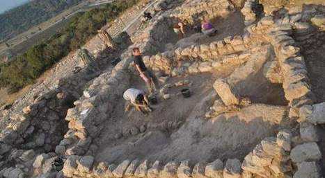 Ancient civilization temple found in Khirbet Qeiyafa | amazingnotes ... | Ancient Civilization | Scoop.it