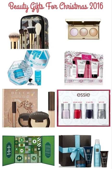 Best Beauty Gifts For Christmas 2016 | Moms | Scoop.it