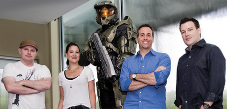 Talking with the man who assembled the 'Halo Bible' for Microsoft | Tracking Transmedia | Scoop.it
