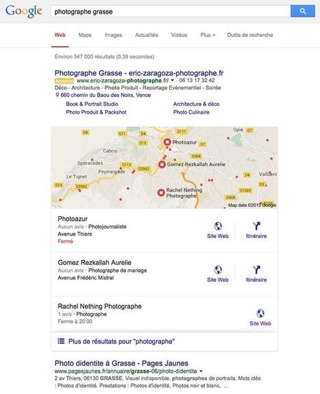 Les facéties de Google+   Trucs & astuces photo   Scoop.it