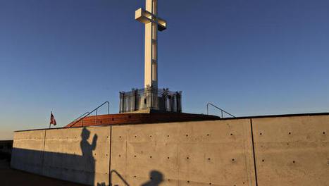 Veterans vow to fight order to remove cross overlooking San Diego - CBS News | Upsetment | Scoop.it