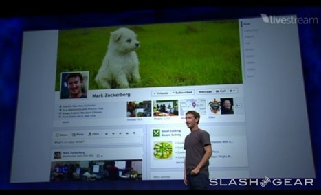 f8 2011 Facebook changes Full Guide [Video] - SlashGear | An Eye on New Media | Scoop.it